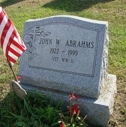 John W Abrahms