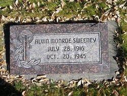 Alvin Monroe Sweeney