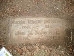 Bertha M <i>Doyle</i> Anderson