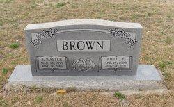 J Walter Brown