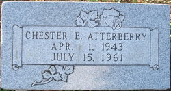 Chester Earl Atterberry