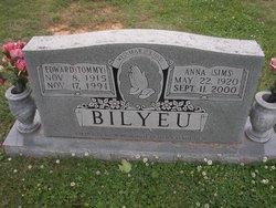 Anna Casander <i>Sims</i> Bilyeu