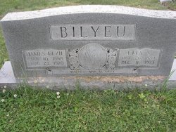James Elzie Bilyeu