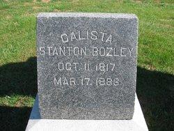 Calista Stanton Bosley