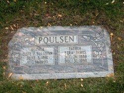Elsie Florence <i>Sullivan</i> Poulsen