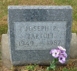 Joseph P Bartoli