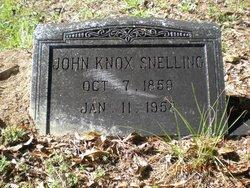 Judge John Knox John K Snelling