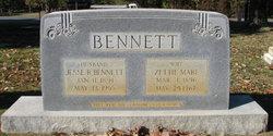 Zettie <i>Mabe</i> Bennett