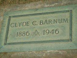 Clyde C Barnum