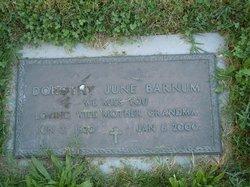 Dorothy June Barnum