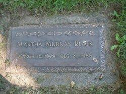 Martha <i>Murray</i> Black