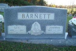 Johnnie <i>Barnette</i> Barnett
