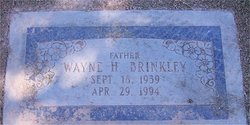 Wayne H Brinkley