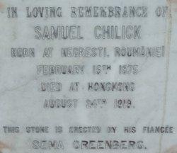 Samuel Chilick