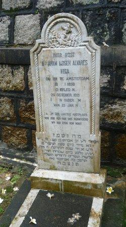 Abraham Moseh Alvares Vega