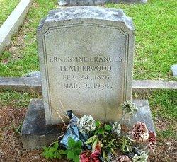 Ernestine Frances Leatherwood