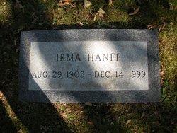 Irma Hanff