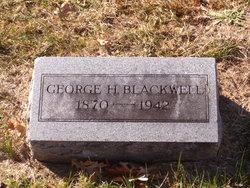 George H. Blackwell
