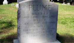 Agnes E Plume