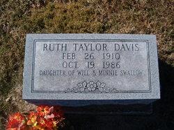 Ruth Taylor Davis
