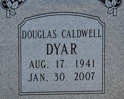 Douglas Caldwell Dyar