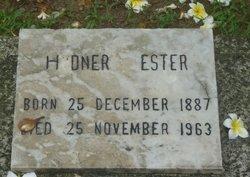 Hudner Ester
