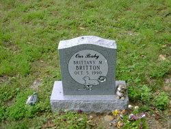 Brittany M Britton