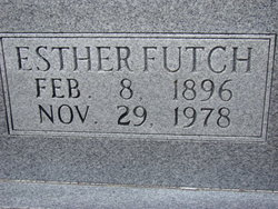 Esther Darnell <i>Futch</i> Durrence