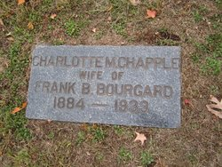 Charlotte M. <i>Chapple</i> Bourgard