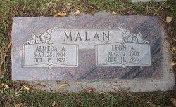 Almeda <i>Peterson</i> Malan