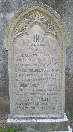 Alice Ann Heritage