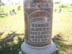 Ezekiel W. Banner