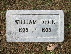 William Deck