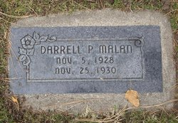 Darrell Peterson Malan