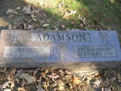 Elizabeth Blix Adamson