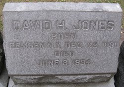 David H. Jones