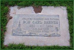 Bob Carl Barnes
