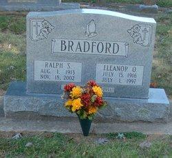 Eleanor Y <i>Overcash</i> Bradford
