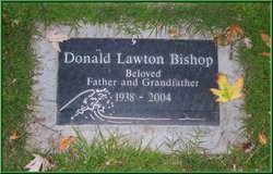 Donald Lawton Bishop