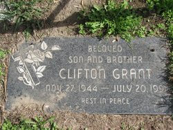 Clifton Grant