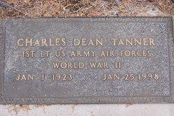 Charles Dean Tanner