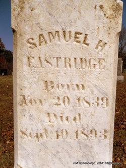 Samuel H. Eastridge