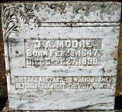 David Abel Moore