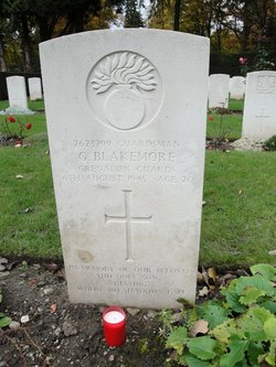 Guardsman Gerald Blakemore