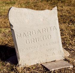 Margarita Griego