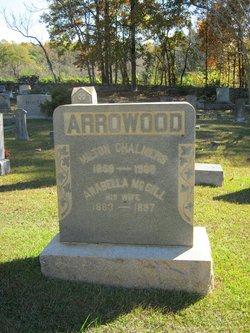 Arabella <i>McGill</i> Arrowood