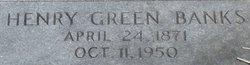 Henry Green Banks
