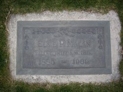 Elsie Catherine <i>Peterson</i> Malan