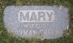 Mary Ann <i>Taylor</i> Freeman