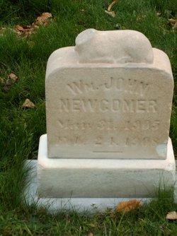 William John Newcomer
